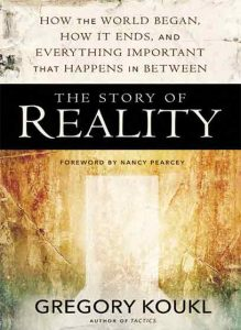 The story of reality book cover