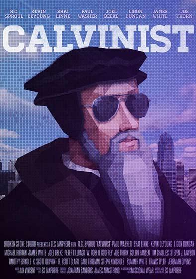 Calvinist poster