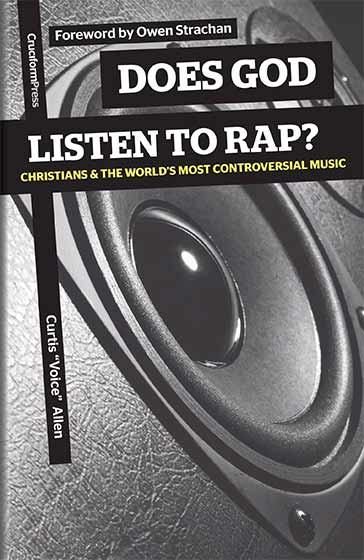 cover of book does God listen to rap