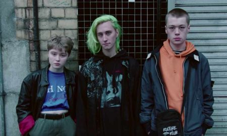 three unhappy teens, featured in U2's latest video